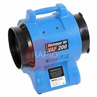 VAF-200 Miniveyor VAF-200 Portable Extraction Fan