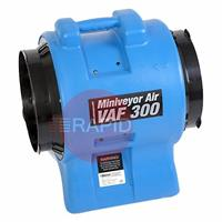 VAF-300 Miniveyor VAF-300 Portable Extraction Fan