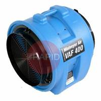 VAF-400 Miniveyor VAF-400 Portable Extraction Fan