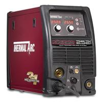 W1004408 Thermal Arc Fabricator 252i 230V Multiprocess Inverter Package, For Mig / Tig & Arc Welding. Max 300 amp Output