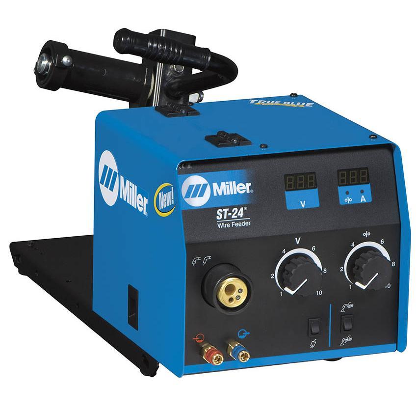 Buy Miller ST-24 Deluxe Wire Feeder - Welding Supplies from Rapid ...