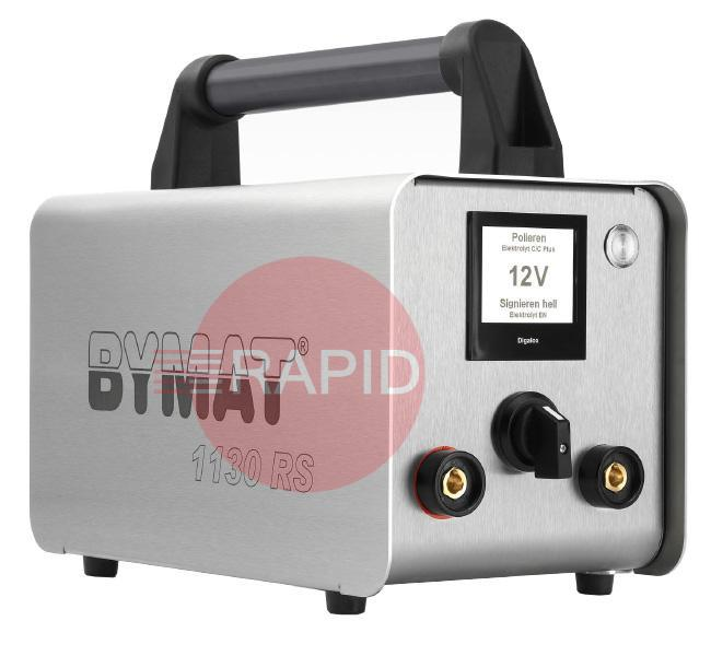 1130RS-230  Bymat 1130 RS Stainless Steel Cleaner with Starter Accessory Kit - 230v