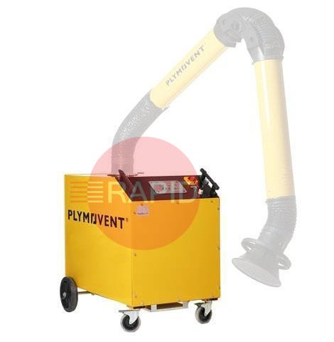 7058-MB1  Plymovent MobileOne Mobile Welding Fume Extractor with self-cleaning filter (Requires Extraction Arm)