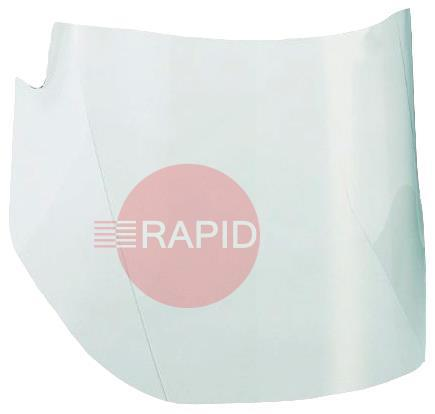 PUL1002310  Pulsafe SV9PC/CG Clear Visor. 200mm For Use With VS7 Chin Guard - Polycarb