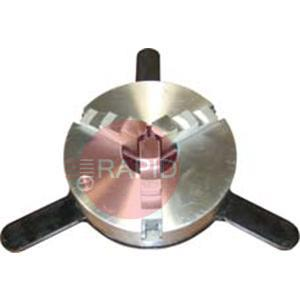 "TTCH210  8""  ( 203MM ) Quick Action Welding Chuck For TT Positioners."