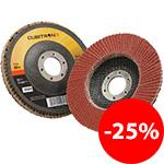 3MCBII25  25% Off 3M Abrasives