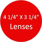 108mm x 83mm Lenses