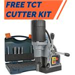 FREE TCT Cutter Set with a Max-30 Magnet Drill