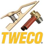 Tweco Earth Clamps