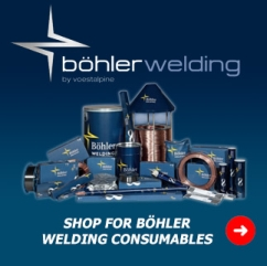 Shop for Bohler Welding Consumables