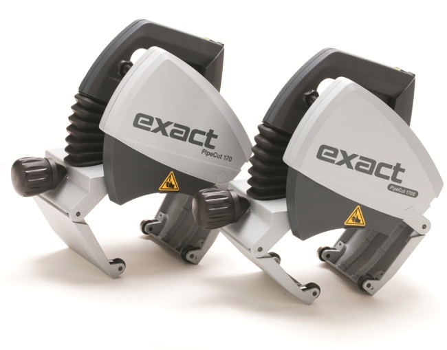 EXACT pipe cutting machines